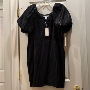 Cute black party dress size XL